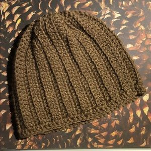Men's or women's winter beanie hat